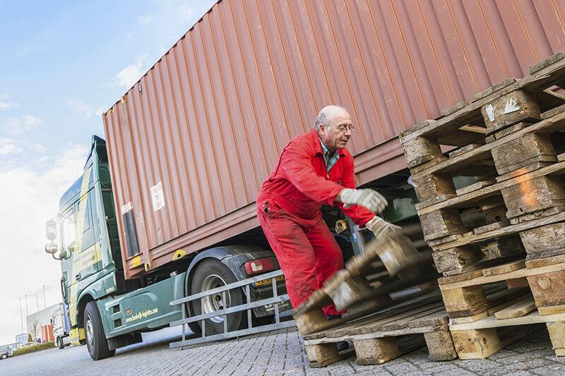 Oproep voor Ontwikkelnetwerk Logistiek