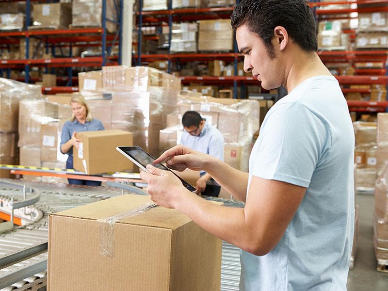 Examenopdrachten logistiek medewerker en logistiek teamleider