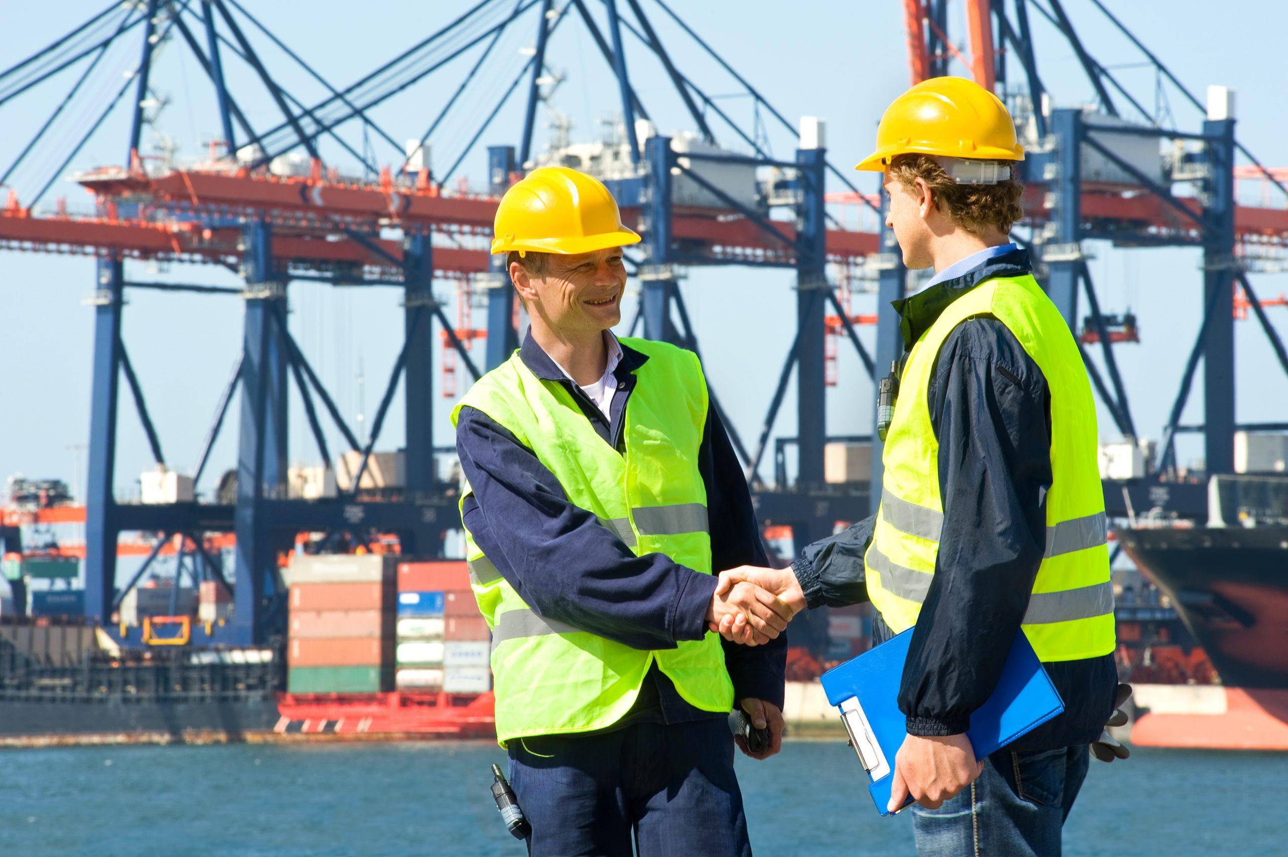 Ontwikkelbijeenkomst ontwikkelgroep Logistiek supervisor