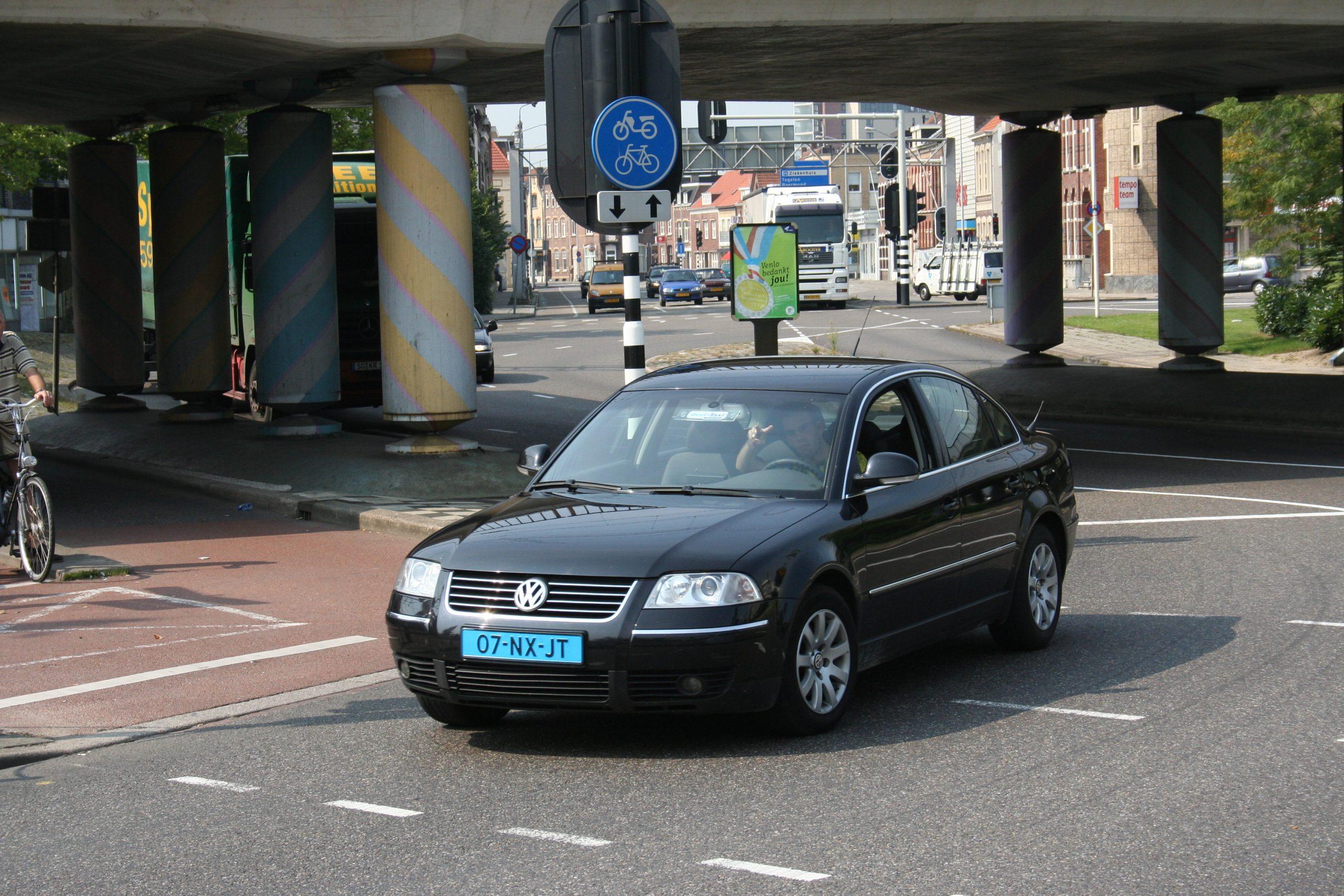 Taxichauffeur nieuw dossier 25674